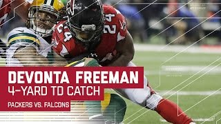 Download Julio Jones Unreal Catch Sets Up Freeman TD! | Packers vs. Falcons | NFC Championship Highlights Video