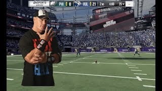 Download Madden 18 NOT Top 10 Plays of the Week Episode 20 - John Cena at KICKER! Called For a Safety Video