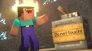 Download Don't Touch! (Minecraft Animation) Video
