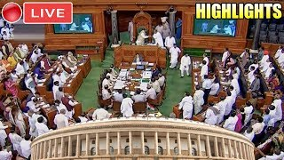 Download Parliament LIVE : Today Lok Sabha Highlights : 10-12-2019 Video