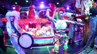 Download ROBOT RESTAURANT SHOW (FULL 4K) | Tokyo, Japan Video
