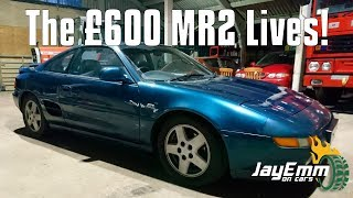 Download What's Happening with our £600 MR2? Video