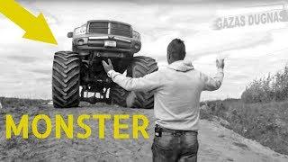 Download Gazas Dugnas TV bando: Monster Truck Video