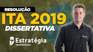 Download Resolução ITA 2019: Dissertativa Video