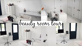 Download Beauty Room Tour & Makeup Collection 2017 l Olivia Jade Video
