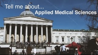 Download Tell me about Applied Medical Sciences Video