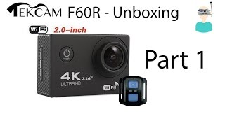 Download Tekcam F60R - Cheap Action Camera With Remote Controller - Part 1 Video