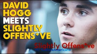 Download DAVID HOGG meets SLIGHTLY OFFENS*VE | ** Exclusive Interview ** Video