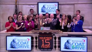 Download New York Cares Highlights 25th Annual New York Cares Coat Drive Video