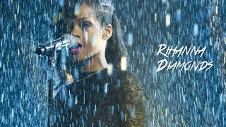 Download Rihanna - Diamonds (Acoustic Live) Video
