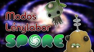 Download Zöldségek   SPORE Modos Lénylabor Video