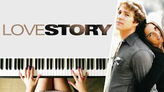 Download Love Story Theme by Francis Lai - Piano Cover (Valentine's Day Special) Video