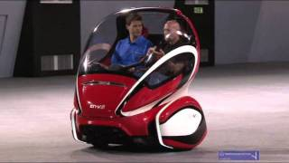 Download General Motors' EN-V concept - we ride shotgun Video