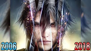 Download Final Fantasy XV - 2006 vs 2018 Video