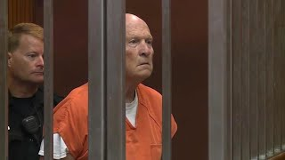 Download Accused Golden State Killer to be charged for first murder in 1975, DA says Video
