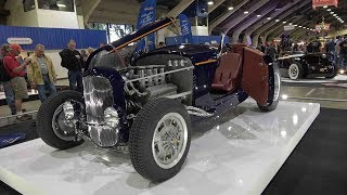 Download 2018 Pomona Grand National Roadster Show - Outdoor Display and Slide Show Video
