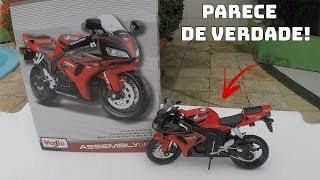 Download MONTEI UMA MOTO DE BRINQUEDO QUE PARECE MUITO DE VERDADE! Video