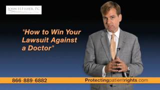 Download How to win a medical malpractice lawsuit against your doctor Video
