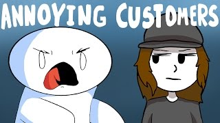 Download Annoying Customers (Feat. Theodd1sout & ItsAlexClark) Video