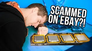 Download Scammed on ebay... Testing the 56 CORE system! Video