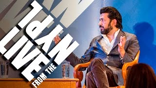 Download Siddhartha Mukherjee: ″Profound interplay between chance and genes.″ | LIVE from the NYPL Video