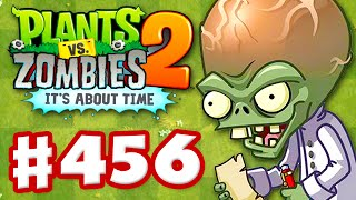 Download Plants vs. Zombies 2: It's About Time - Gameplay Walkthrough Part 456 - Dr. Zomboss Modern Day (iOS) Video