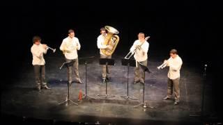 Download Quinteto de Metales ″Brass Style″ Fuga en G minor J.S.Bach Video