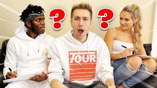 Download BEST FRIEND VS GIRLFRIEND (KSI Vs Talia) Video