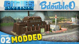 Download Cities Skylines Mods :: New Coal Power Plant Part 2 [Cities Skylines Gameplay] Video