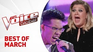 Download BEST AUDITIONS of MARCH 2019 in The Voice Video