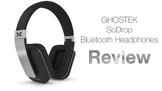 Download Ghostek SoDrop Headphone Review Video