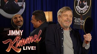 Download Guillermo Back-to-Back with Stars at Disney's D23 Expo Video