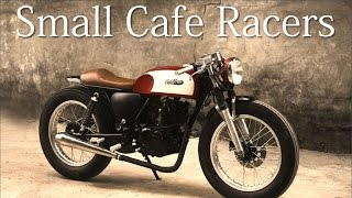 Download Small Cafe Racers - Suzuki GN 125 by Duong Doan's Design Video