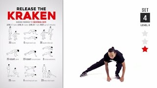 Download Kraken Workout [ FULL ] [STRENGTH & TONE ] [ 45 MIN ] Video