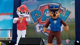 Download Paw Patrol Meet and Greet Chase & Marshall at Paw Patrol Ready for Action Event Video