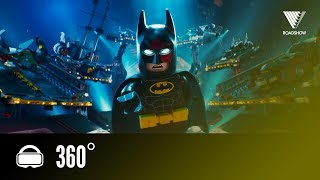 Download Experience The Batcave In 360 | THE LEGO BATMAN MOVIE Video