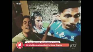 Download Famosos de Emelec celebraron a lo grande Video