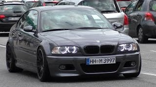 Download BMW M3 E46 /w Custom Exhaust - Drifts, Burnout and more! Video