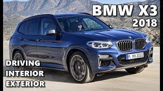 Download 2018 BMW X3 - Exterior Interior Driving Video