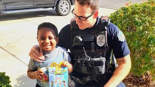 Download 5-Year-Old Calls 911 to Get McDonald's Happy Meal Video