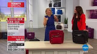 Download HSN | Samantha Brown Travel 03.03.2018 - 04 PM Video