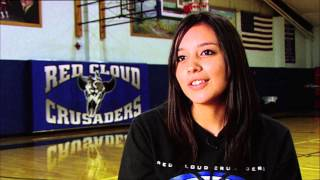 Download Basketball on Pine Ridge Indian Reservation | Trans World Sport Video