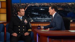Download Medal Of Honor Recipient Senior Chief Edward Byers Video