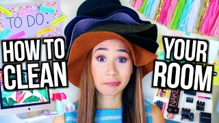 Download How To Clean Your Room! + DIY Room Decor and Organization! Video