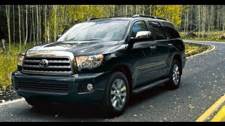 Download Here's the 2011 Toyota Sequoia on Everyman Driver Video
