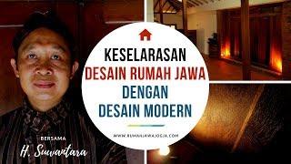 Download Keselarasan Desain Rumah Jawa dg Desain Modern - bersama Haji Suwantara Video