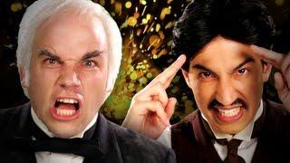Download Nikola Tesla vs Thomas Edison. Epic Rap Battles of History Season 2. Video