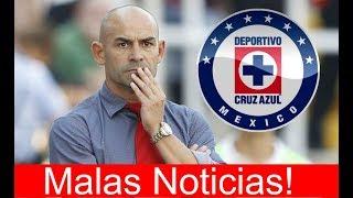 Download CRUZ AZUL Recibe Malas Noticias Con su Refuerzo MIRA QUE PASÓ! Video