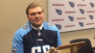 Download Cade Mays named Class 4A Lineman of the Year Video