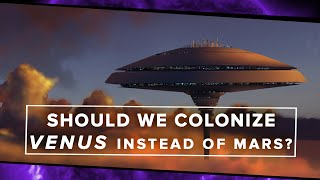 Download Should We Colonize Venus Instead of Mars? | Space Time | PBS Digital Studios Video